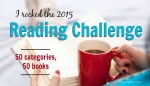 I rocked the 2015 Reading Challenge
