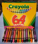 Sometimes a crayon is just a crayon