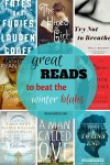 February book reviews - these reads will help you beat the winter blahs!