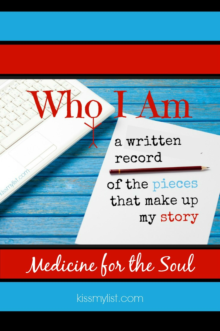 We take medicine when we don't feel well physically, but what is medicine for your soul?