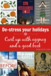 Curl up with eggnog and a good book