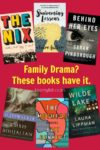 Book reviews, the Family Drama edition