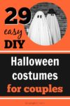 Easy DIY Halloween couple costumes