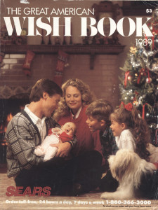 View sears wish book online