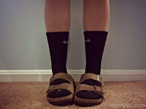 77d151165d6e Black socks and Birkenstocks