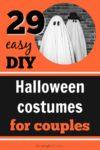 Easy DIY Halloween couple costumes