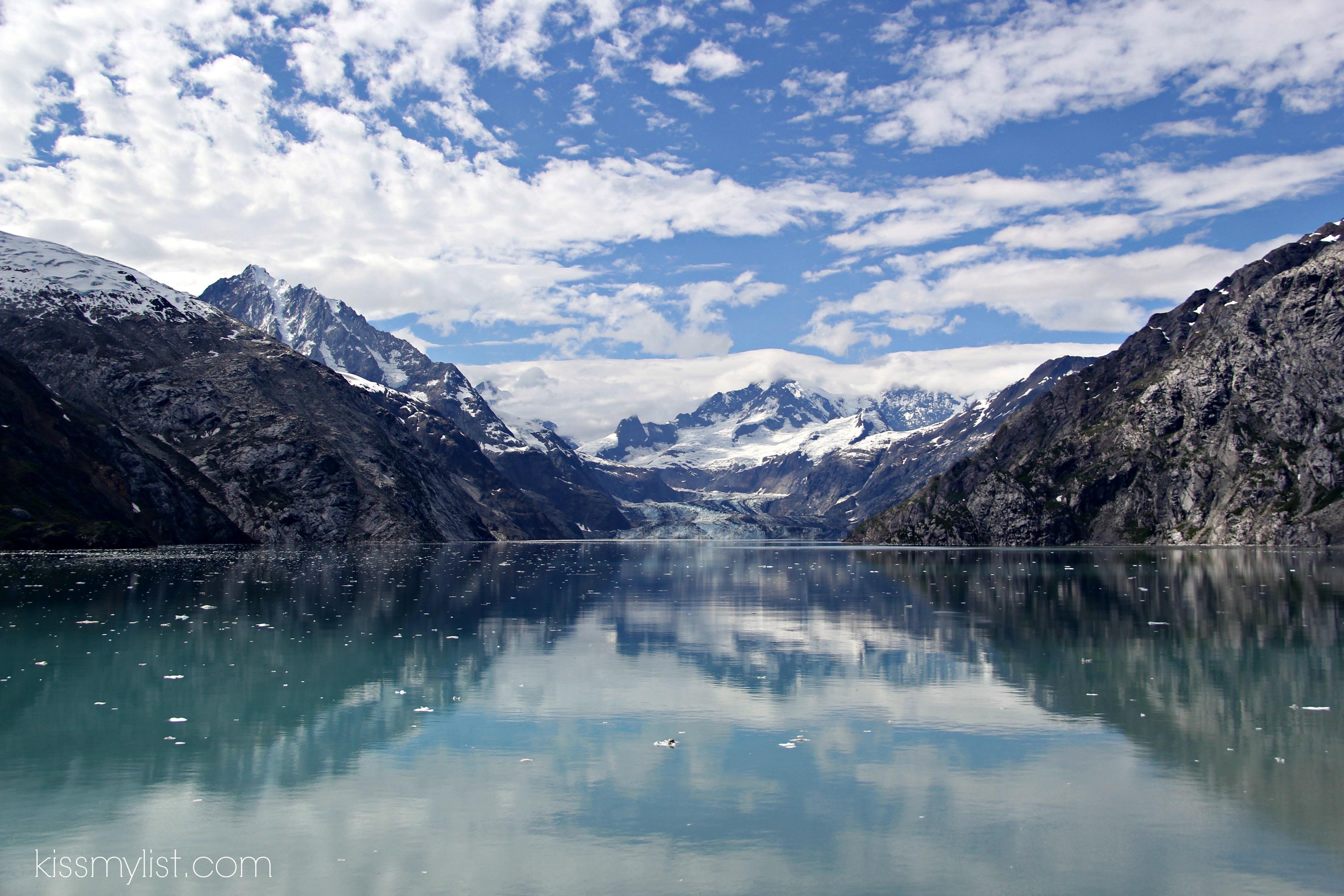 Alaska Cruise Part Three Glacier Bay And Ketchikan Kiss