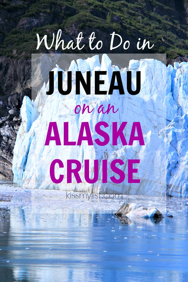 Cruising to Alaska and stopping in Juneau? Here is what our multi-generational family did in port - it was an amazing day!